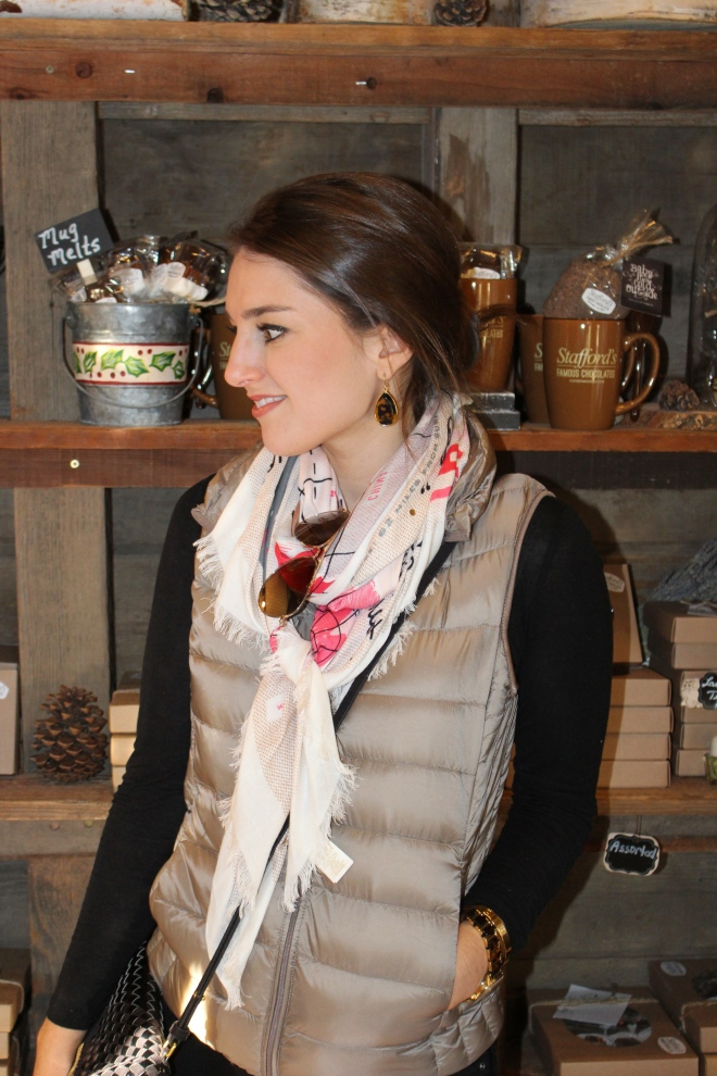 world scarf