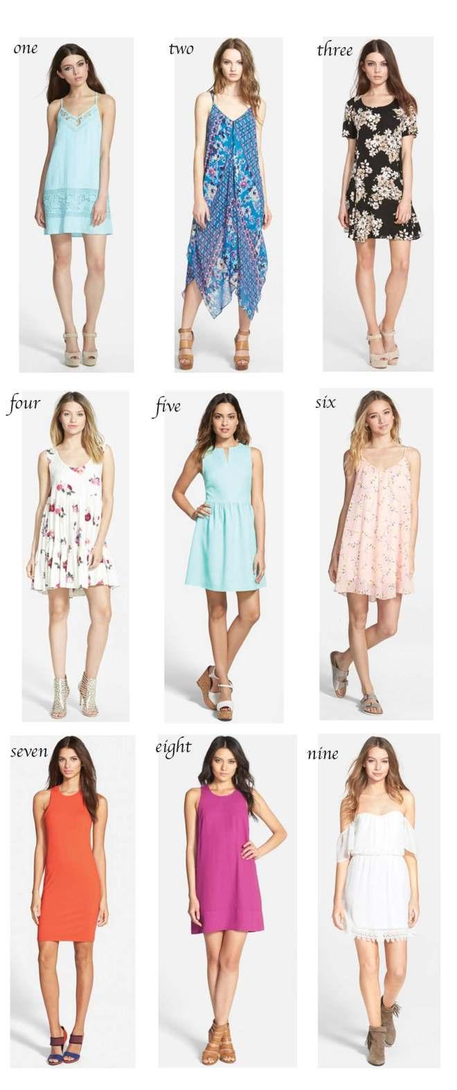 dresses under 100